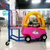 Kinder Supermarket Shopping Trolley mit Toy Car