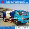 Sino LKWHOWO 6-Wheeler 12000L LPG Bobtail 6 Tonnen LPGbobtail-mit füllender Zufuhr