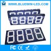 Знаки цены бензоколонки СИД высокой яркости Bluewin-СИД с регулятором RF беспроволочным дистанционным