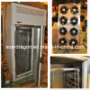 Congelador comercial da explosão da carne com capacidade 120kg