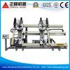 Eckquetschverbindenmaschine für Aluminiumprofile schreiben