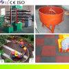 Platte Press Vulcanizer (50T) für Rubber Mat