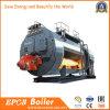 Einfacher installierter LPG abgefeuerter Dampfkessel mit Riello-Brenner