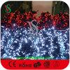 Luz ao ar livre da corda do diodo emissor de luz do Natal da decoração