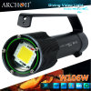 Diodo emissor de luz 10000lumens W106W Dive Light do CREE 100wswc