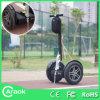 trotinette elétrico do Chariot do contrapeso da roda de China dois