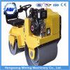 Rodillo hidráulico de doble motor diesel vibratorio de tambor carretera