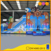 Capitán inflable Amusement Bouncer (AQ01467) de la tortuga