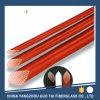 シリコーン樹脂とスリーブを付ける電気絶縁体のSelf-Extinguishingガラス繊維
