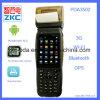 Ordenador PDA, PDA Handheld móvil, explorador PDA del código de barras