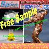 Muskel-aufbauendes weißes aufbauendes Steroid Hormon-Puder-Testosteron Cypionate CAS: 58-20-8