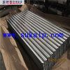 지붕을%s 직류 전기를 통한 물결 모양 강철판
