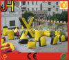 Barriere gonfiabili di Paintball, carbonile gonfiabile dell'aria con l'alta qualità