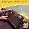 Borsa della borsa della cartella della mini di Crossbody delle donne piccola di spalla chiusura lampo di cuoio del sacchetto