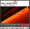 47  Staaf van de Waarschuwing van de Adviseur van het Verkeer van de Pijl Lichte de Richting