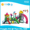 De Dierlijke reeks-Uil van het Stuk speelgoed van het nieuwe Plastic van Kinderen OpenluchtJonge geitje van de Speelplaats (fq-KL072B)