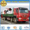 20 T에서 25 T 기중기 트럭 기중기를 가진 이동할 수 있는 조작자 화물 자동차 트럭