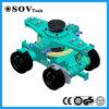 Bewegliches hydraulisches Lieferungs-Laufkatze-System