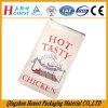 Bolsas de papel del papel de aluminio para el alimento caliente y Kebab