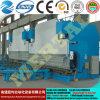 Venda quente! 2-We67y (K) máquina de dobra hidráulica ordinária da placa 2-Double de -800/8000 (CNC), freio da imprensa