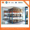 Hochleistungsschuppen-vorgewählter Lager-Speicher-Stahlladeplatten-Zahnstangen-Regal