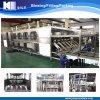 Línea de la máquina de rellenar del barril/compartimiento del agua potable de 5 galones con la ISO del Ce