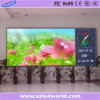 Afficheur LED P5 d'intérieur annonçant le panneau-réclame polychrome