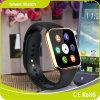 Podómetro del monitor del ritmo cardíaco del sueño Siri Android IWATCH inteligente Reloj Bluetooth