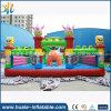 Neuer Art Spongne Baby-aufblasbarer Prahler-springendes Schloss