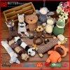 De Veiligheid van uitstekende kwaliteit vulde Stuk speelgoed van het Huisdier van het Gepiep van de Pluche van het Stuk speelgoed van de Hond het Zachte