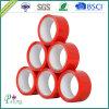 Fita adesiva da embalagem da cor vermelha BOPP do OEM