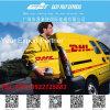 International de courier de DHL exprès de Chine en Suède
