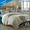 5 pedazos de Polyester Quilt Bedding Set (cubierta de base)