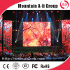 Stage를 위한 P3.91 SMD Indoor Full Color LED Display Screen