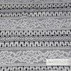 Cordón, cordón tejido ganchillo de la tela de algodón del cordón de los accesorios de la ropa, L344