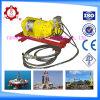 1 톤 (2000Lbs) Small Remote Control Pneumatic 또는 Air Tugger Winch