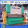 Macchina piegatubi della lamiera sottile idraulica del ferro di CNC di We67k