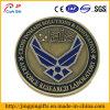 Moneda de prueba de encargo de la insignia del metal
