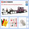 A alta velocidade (ZXL-A700) recicl o saco que faz a máquina