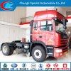Cavalo-força 4X2 Tratora Head da fonte JAC Tratora Head With150-250 para Sale China Manufature Tratora chinês Trucks para Sale