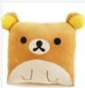 Leuk Doll van het Kussen van het Hoofdkussen van de Teddybeer draagt gemakkelijk het Vierkante Speelgoed van het Hoofdkussen voor Huis, Auto, Bureau
