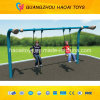 Neuestes Kids Outdoor Swing Set für Amusement Park (HAT-15)