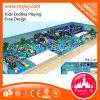 Spel van het Ongehoorzame Kasteel van de Speelplaats van het Pretpark het Binnen Zachte