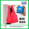 Kundenspezifische Material Folding Einkaufstasche für Storage