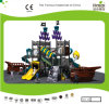 Kaiqi는 Beaches, Schools 및 More를 위한 Pirate Ship Themed Children Playground - Perfect를 매체 치수를 쟀다! (KQ20084A)