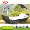 Strand/Outdoor/Garden Rotan Sunbed (dh-8605)