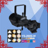 200W LED Prefocus profiel-White COB LED Profile Spotlights Theatre Lighting LED Profile Lighting (ys-200s-w)