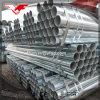 Труба загородки гальванизированная столбом стальная