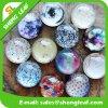 Heißer Verkauf kundenspezifischer touristischer Andenken-Haube-Kristallglas-Magnet