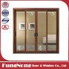 Low Priceの新しいDesign Wooden Tempered Glass Door